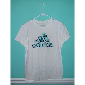 """Women's Adidas """"The Go-To Tee"""" T-Shirt"""